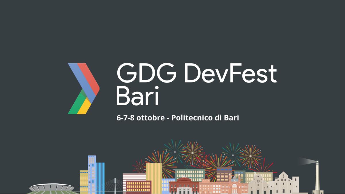 GDG DevFest Bari 2017