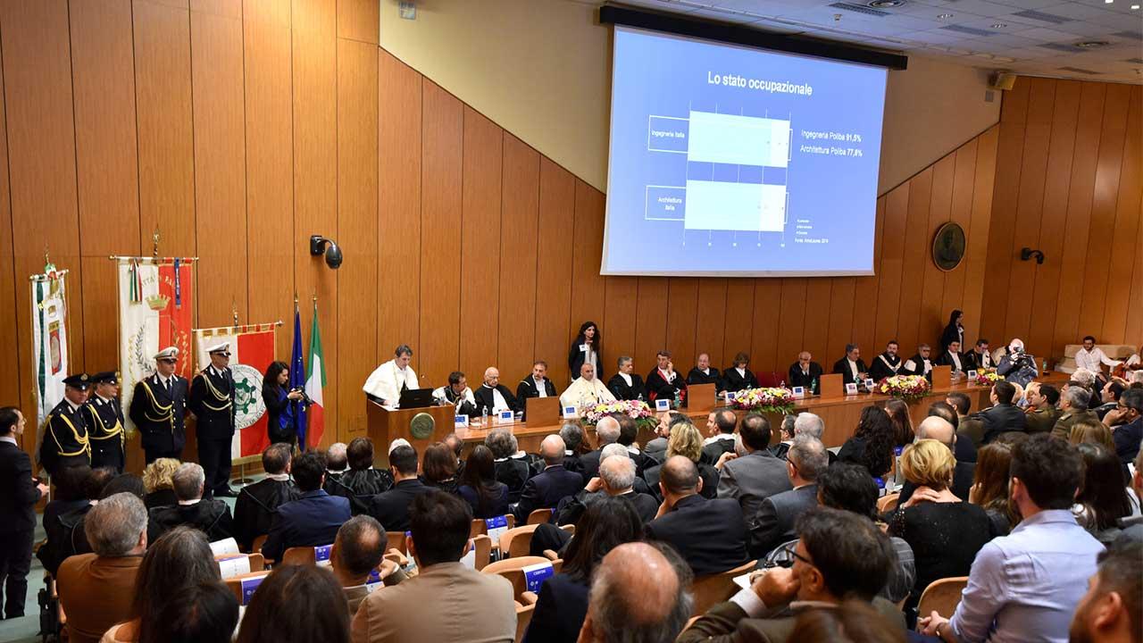Inaugurazione Anno Accademico 2015/2016