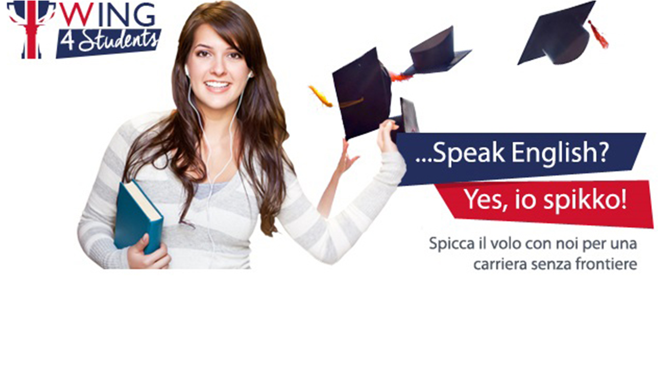 Wing4students, al via la 2a edizione: un'opportunità unica per i nostri giovani